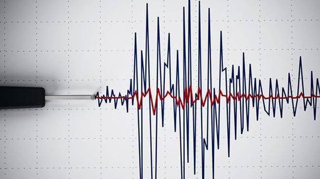 Manisa'da 4.2 büyüklüğünde deprem