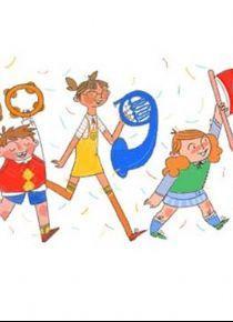 Google, 23 Nisan Ulusal Egemenlik ve Çocuk Bayramı'nı Doodle ile kutladı