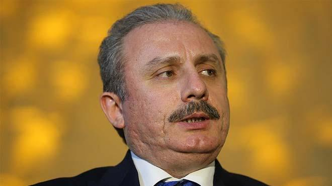 AK Partili Şentop: Uyum yasalarını fazla abartmayalım