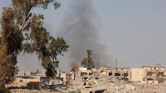 Biri üst düzey 11 DEAŞ'lı militan öldürüldü