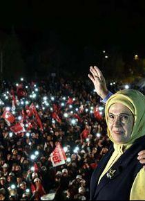Cumhurbaşkanı Erdoğan, Fransa seçimlerine damga vurdu