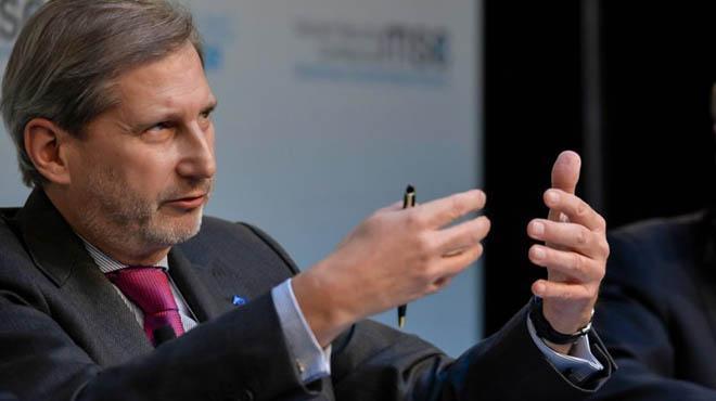 Hahn: Referandum sonrası Türkiye ile işbirliği yapın