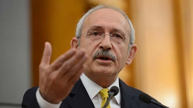 Kılıçdaroğlu, faturayı CHP'li vekillere kesti