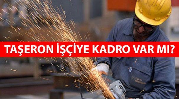27 Nisan Taşeron İşçiye kadro son durum son dakika taşeron haberleri