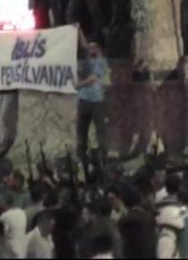 Darbe girişimi sırasında Taksim'de yaşananların en net görüntüsü