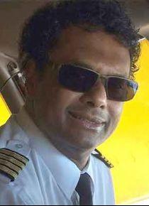Singapurlu pilotunesrarengiz ölümü
