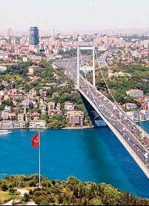 Yabancılar İstanbul'u mesken tuttu