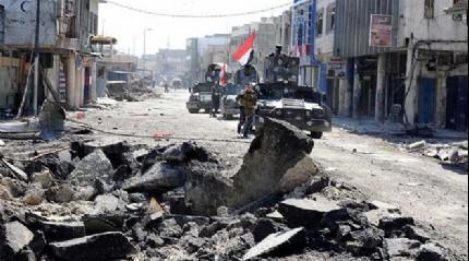 Musul'un batı yakasının yüzde 70'i DEAŞ'tan kurtarıldı