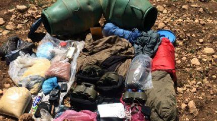 Mardin'de terör örgütlerine ağır darbe