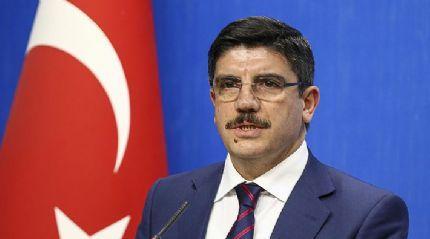 AK Parti Genel Başkan Yardımcısı Aktay: AB'nin kılavuzu ya FETÖ ya PKK