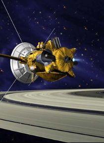 Google, Cassini Uzay Aracı'na Doodle hazırladı