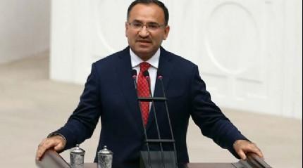 Bakan Bozdağ'dan AKPM kararına sert tepki
