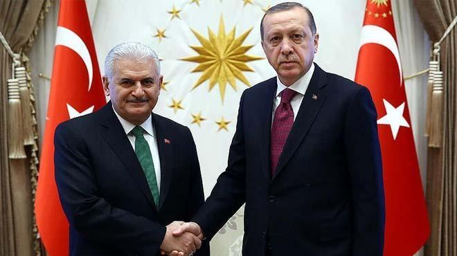 Cumhurbaşkanı Erdoğan salı günü partiye üye olacak