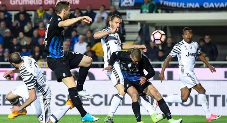 Juventus deplasmanda takıldı