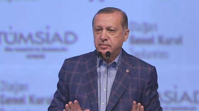 Cumhurbaşkanı Erdoğan: Gerekirse AB ile ilgili halkoylaması yapabiliriz