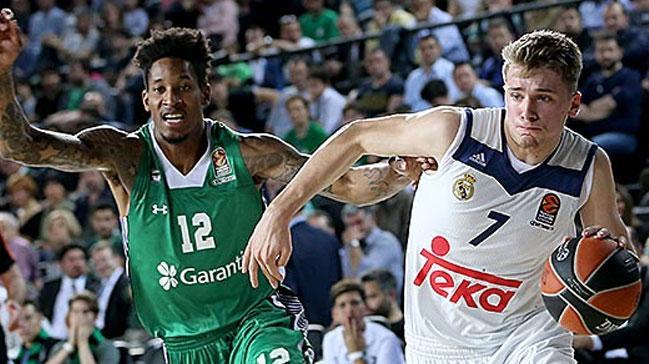 THY Euroleague'de haftanın MVP'si Luka Doncic oldu