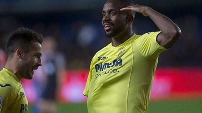 Bakambu Villarreal formasıyla son 5 maçında 6 gol attı