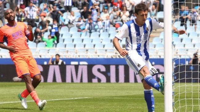 Granada'nın La Liga'dan düşmesi kesinleşti