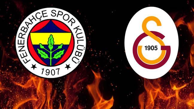 Fenerbahçe - Galatasaray derbisinde hakemler soyunma odasına gitti