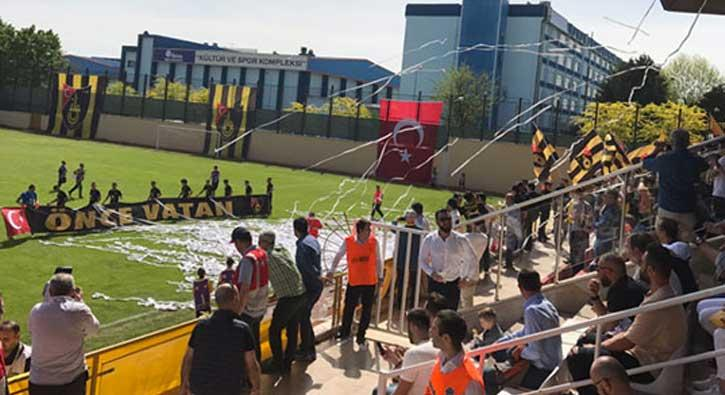 İstanbulspor TFF 1. Lig'e yükseldi