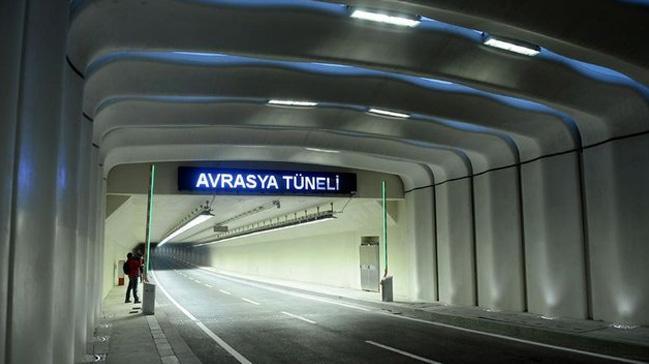Avrasya Tüneli'nin de aralarında bulunduğu bazı yollar yarın trafiğe kapalı