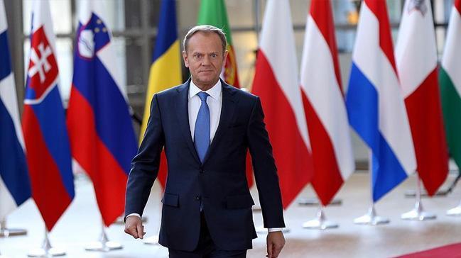 AB Konseyi Başkanı Tusk: Brexit ilkeleri oy birliğiyle kabul edildi