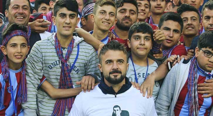 Trabzonspor, Şehit Kaymakam Muhammed Fatih Safitürk'ün hayalini gerçekleştirdi