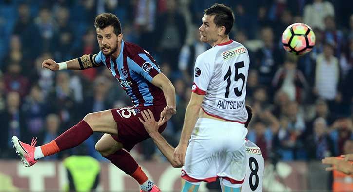 Trabzonspor, Gençlerbirliği ile 0-0 berabere kaldı