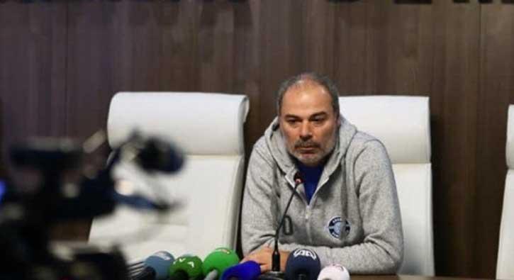 Adana Demirspor teknik direktörü Engin İpekoğlu istifa etti