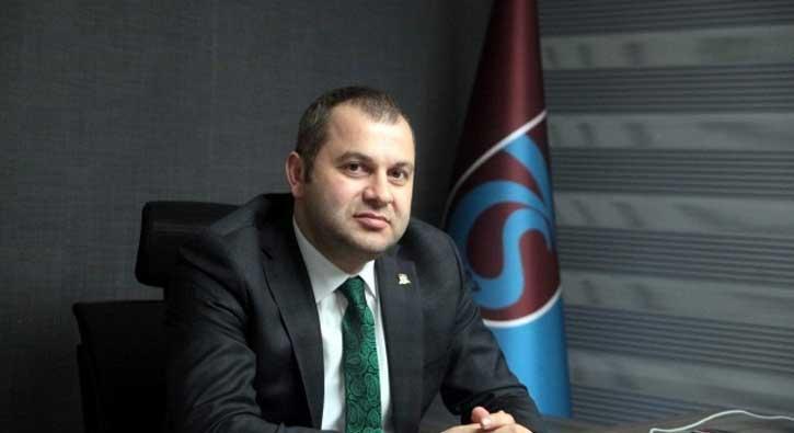 Trabzonspor yöneticisi Gökhan Saral, bir grup taraftarlarla tartışma yaşadı