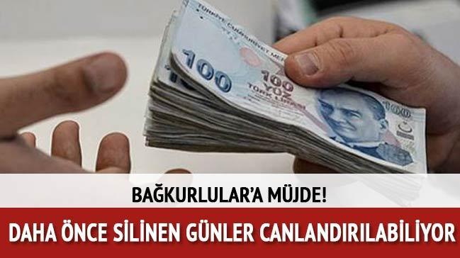 Yüzbinlerce Bağ-Kur'luya emeklilik müjdesi!