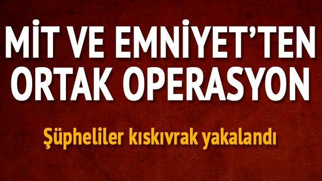 Terör örgütü PKK'ya MİT ve Emniyet'ten ortak operasyon: 18 gözaltı