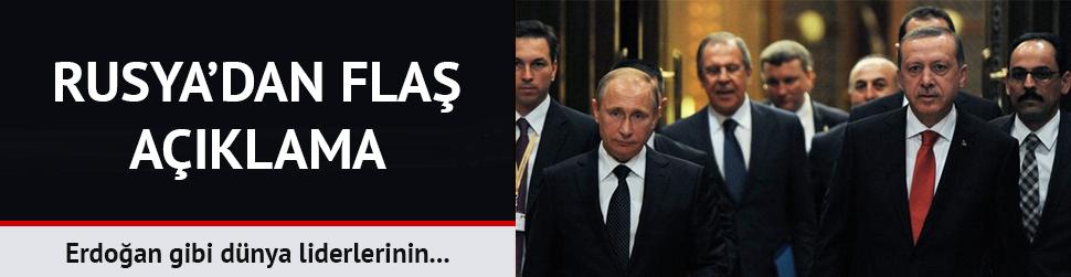 Erdoğan gibi dünya liderlerinin ziyareti Rusya'nın izole edilmediğinin göstergesi