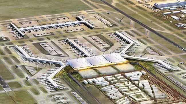 3. Havalimanı THY'yi dahayüksekten uçuracak