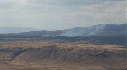 Ağrı'da sıcak çatışma:  2 asker şehit oldu
