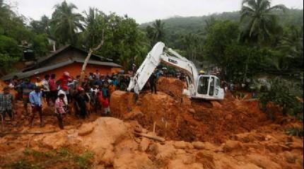 Sri Lanka'da sel felaketi: 91 ölü