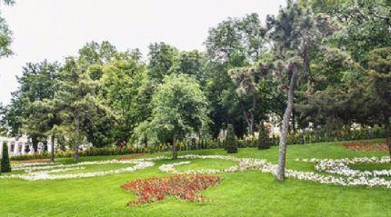Ukrayna'nın Odessa şehrinde İstanbul Parkı açıldı