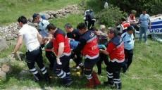 Kütahya'dan kötü haber 2 polis yaralandı