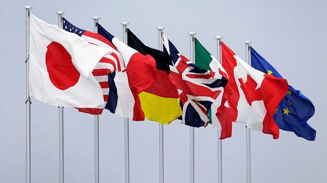 G7 ülkeleri, Paris İklim Antlaşması üzerinde uzlaşma sağlayamadı