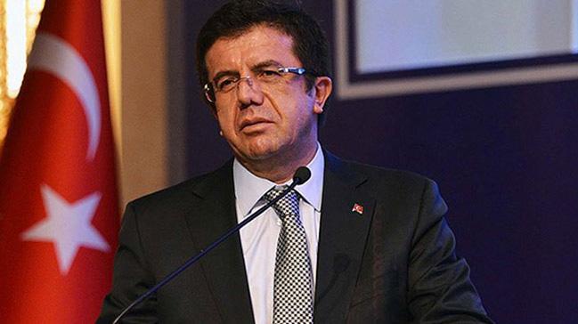Ekonomi Bakanı Zeybekci: Büyüme ve ihracatta istenilen sonuçlar alınacak