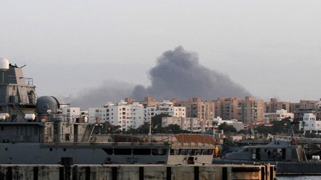 Libya'daki çatışmalarda hayatını kaybedenlerin sayısı 43 oldu