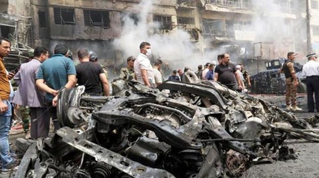 Bağdat'ın farklı bölgelerindeki  saldırılarda 5 kişi öldü, 10'u yaralandı