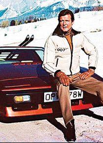 Roger Moore'un Bond serüveni
