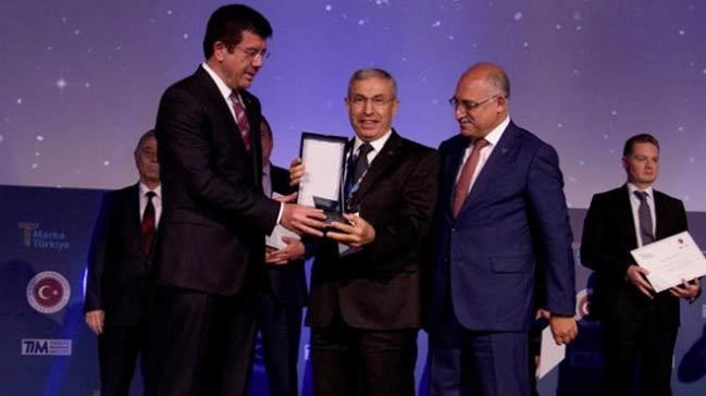 Türkiye'nin Eğitimde En İyi Marka Ödülü Bahçeşehir Üniversitesi'nin