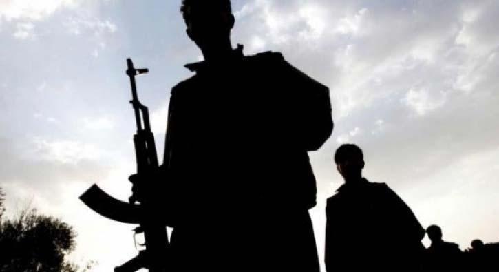 Terör örgütü PKK'nın