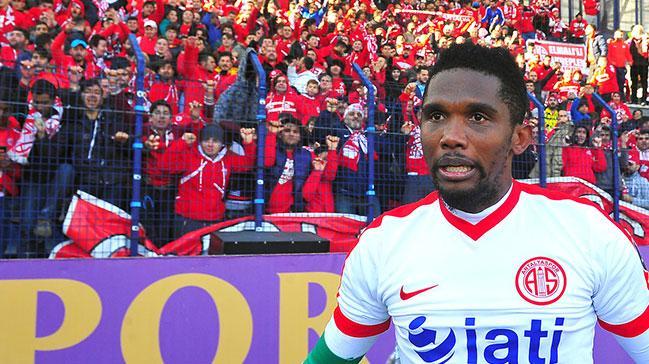 Antalyaspor-Gaziantepspor: 4-1