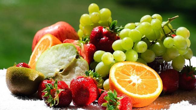 Yaz meyveleriyle serinleyin