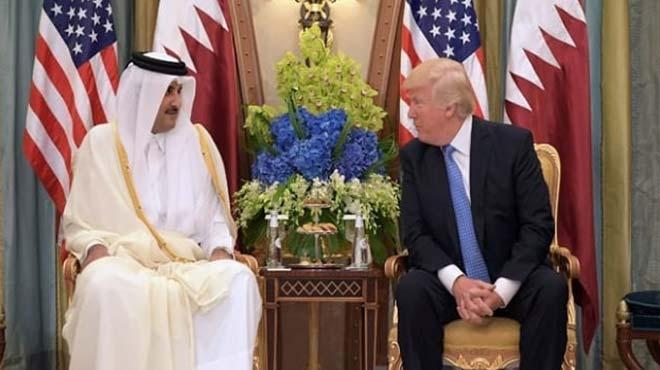 ABD'li sözcü Nauert: Yapılan anlaşma Katar'ın ABD'ye olan bağlılığının somut göstergesidir
