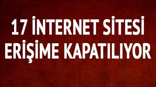 SPK 17 internet sitesini erişime kapatıyor