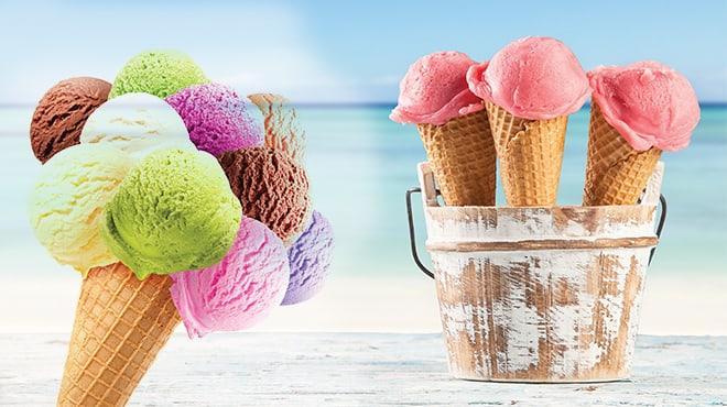 Her mevsim dondurma
